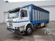 1987 Scania 92H 4x2 Livestock T