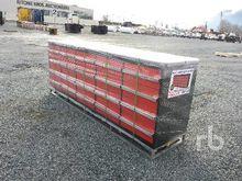 4 Ft x 8 Ft Steel Work Bench