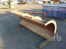 8 ft hydraulic Angle Snow Plow