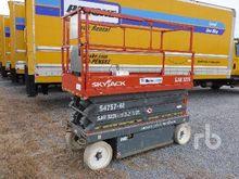 2012 Skyjack SJ3226 Electric Sc