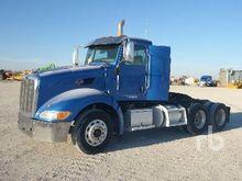2010 peterbilt 386 Truck Tracto