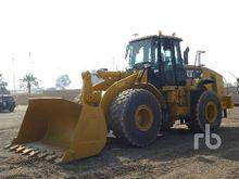 2012 Caterpillar 966H Wheel Loa