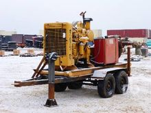 6 In. Skid Mounted Pump