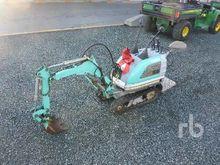 Kobelco SS1-2 Micro Excavator (