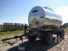 1997 dairy equip 2700 Gallon 2/