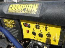 2011 champion Portable Gen Set
