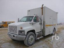 2008 gmc C7500 S/A Fuel & Lube