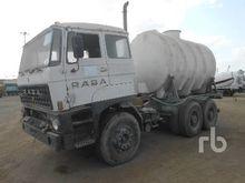 1986 raba 6x4 Water Truck