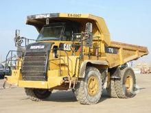 2007 Caterpillar 770 Rock Truck