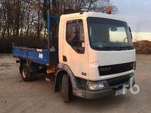 2003 daf lf45.180 Dump Truck (S