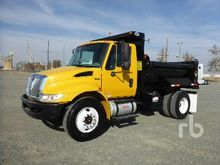 1989 ford f800 Dump Truck (S/A)