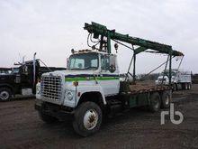 1985 Ford L9000 T/A Boom Truck
