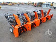 Qty Of Ariens 28 In. Snow Blowe