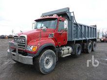 2003 Mack CV713 Granite Dump Tr