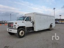 2007 Ford F750 XL S/A Reel Truc
