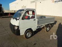 Piaggio 4x2 Utility Truck Recre
