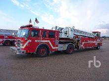 Pierce Crew Cab Fire Truck
