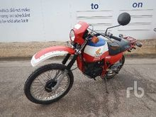 honda 250r Motorcycle Recreatio