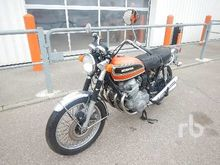 honda 750cb Motorcycle Recreati