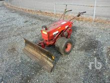 gravely Walk Behind Tractor Wit