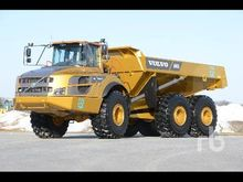 2015 Volvo A40G 6x6 Articulated
