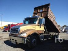 2008 Ford F550 XL Flatbed Dump