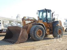 2008 Case 921E Wheel Loader