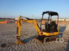 jcb 8018 CTS Mini Excavator (1