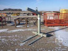 Clam Shell Bucket Crane Accesso