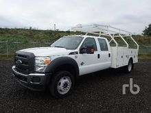 1999 Ford F450 Utility Truck