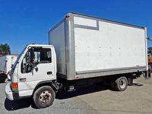 2005 GMC Van Truck 16 Foot Body