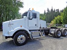 2007 Kenworth Dual Drive Truck