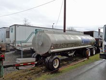 1970 Clough 6700 Gallon Tank Tr