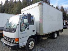 1998 Isuzu Van Truck 15 Foot Bo