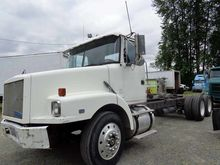 1993 White/GMC Cab and Chassis