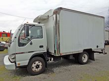 2006 GMC Van Truck Refrigerated