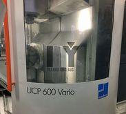 2008 MIKRON GFMS-UCP 600 VARIO