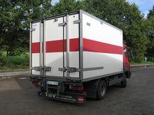 2001 MAN LE8.140 Refrigerated #