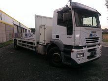 2004 Iveco stralis 270 Lorry #6