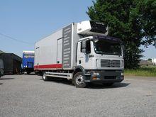 2009 MAN TGM 15.240 Camión frig