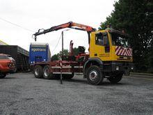 2004 Iveco MP260E31H Container