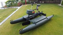2016 HYDRO BIKE PONTOON