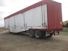 1990 WESTERN Chipper Trailers