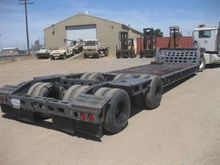 1977 MURRAY Lowboy Trailers