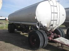 1984 CLOUGH Tank Trailers - Asp