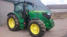 2013 John Deere 6150R Farm Trac