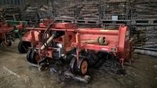 2001 Grimme DF 3000 Rotary hill
