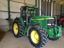 1999 John Deere 7710 Farm Tract
