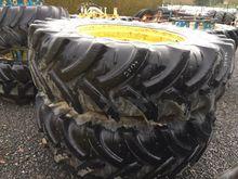Somac Twin wheels : 20.8R38