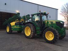 2014 John Deere 6190R Farm Trac